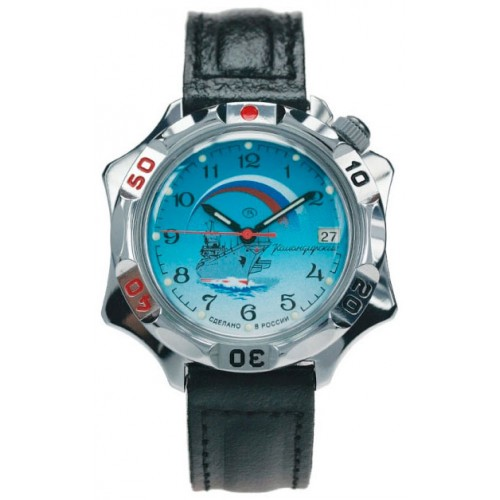 Vostok Komandirskie Watch 2414А/531300