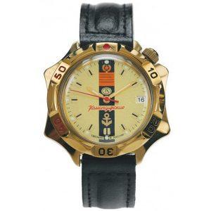 Vostok Komandirskie Watch 2414А/539217