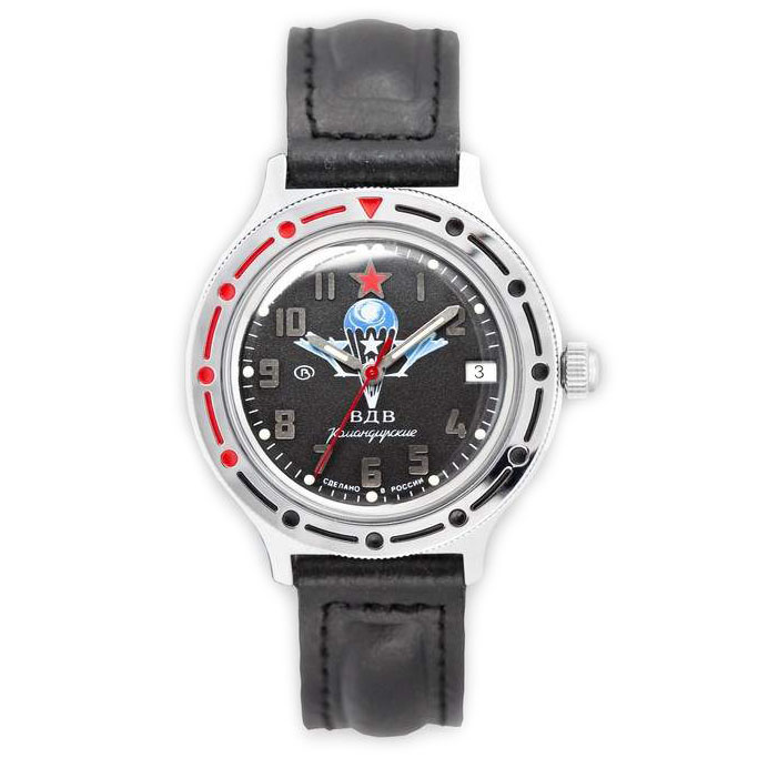 Vostok Komandirskie Watch 2416B/921288