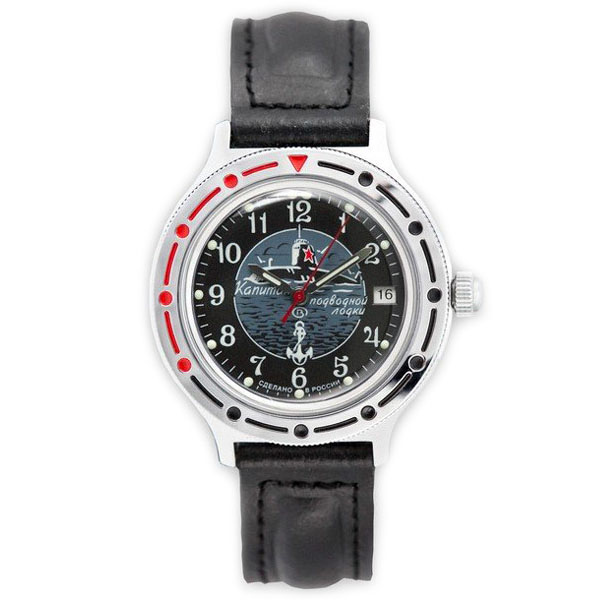 Vostok Komandirskie Watch 2416B/921831