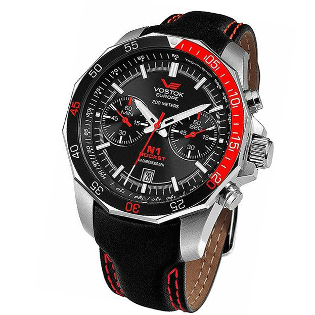 Vostok-Europe Rocket N1 Quartz Watch 6S21/2255295