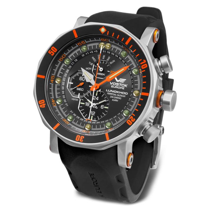 Vostok-Europe Lunokhod Quartz Watch YM86/620A506