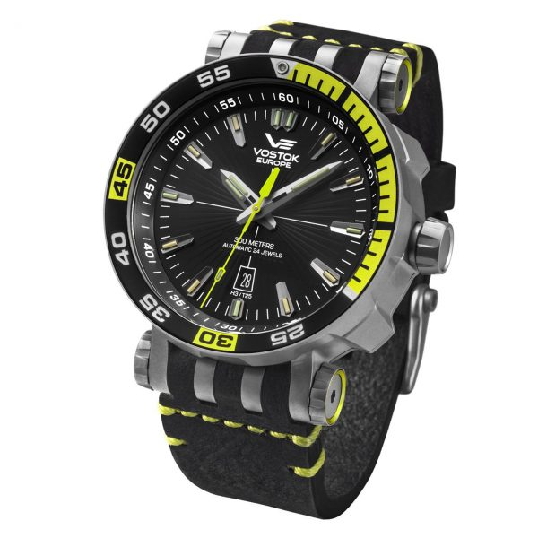 Vostok-Europe Energia Automatic Watch NH35A/575H283