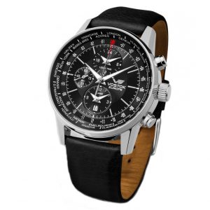 Vostok-Europe GAZ-14 Limousine Quartz Watch YM26/560A254