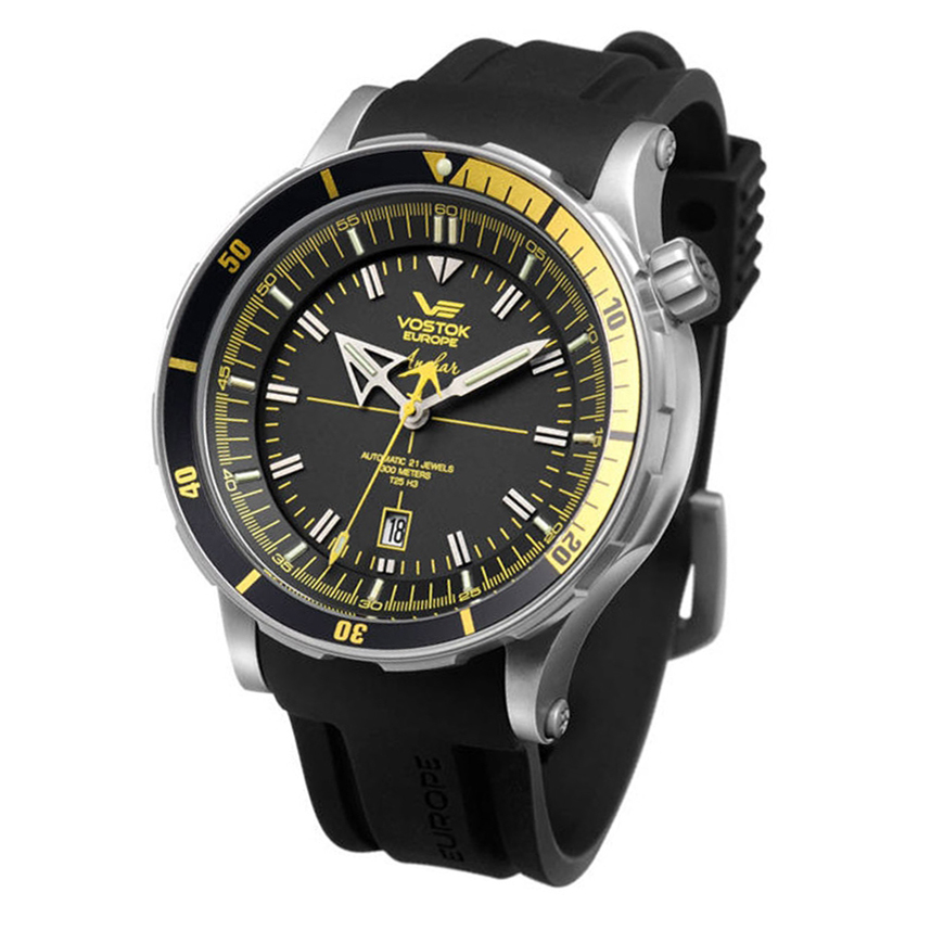Vostok-Europe Anchar Automatic Watch NH35A/5104143