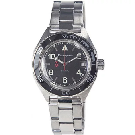 Vostok Komandirskie K-65 Automatic Watch 2416B/650536