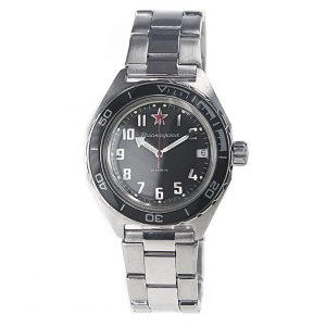 Vostok Komandirskie K-65 Automatic Watch 2416B/650537