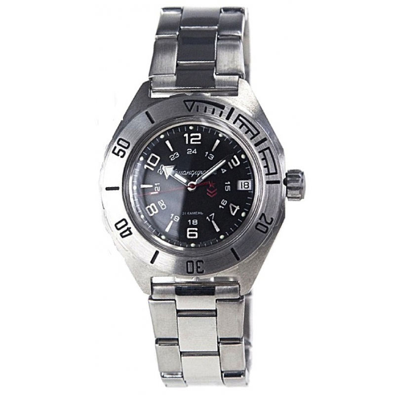 Vostok Komandirskie K-65 Automatic Watch 2416B/650538