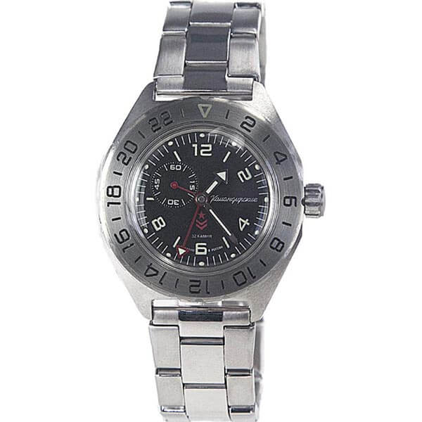 Vostok Komandirskie K-65 Automatic Watch 2416.12/650539