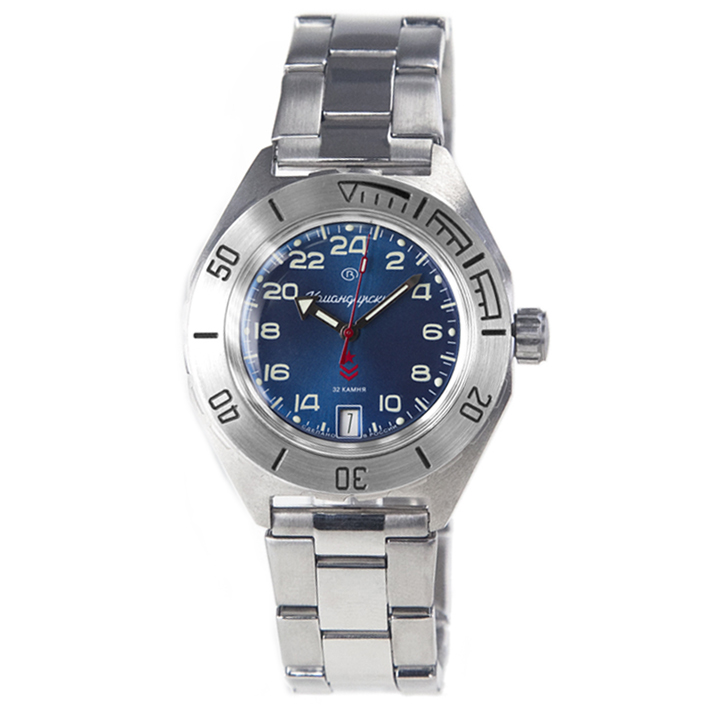 Vostok Komandirskie K-65 Automatic Watch 2431/650547