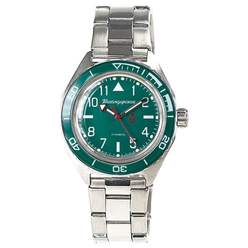 Vostok Komandirskie K-65 Automatic Watch 2415/650856