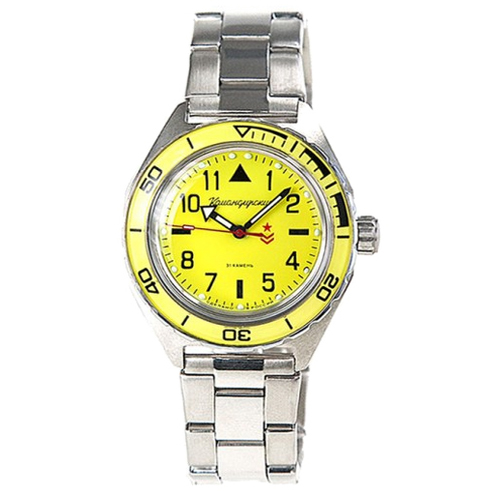 Vostok Komandirskie K-65 Automatic Watch 2415/650859