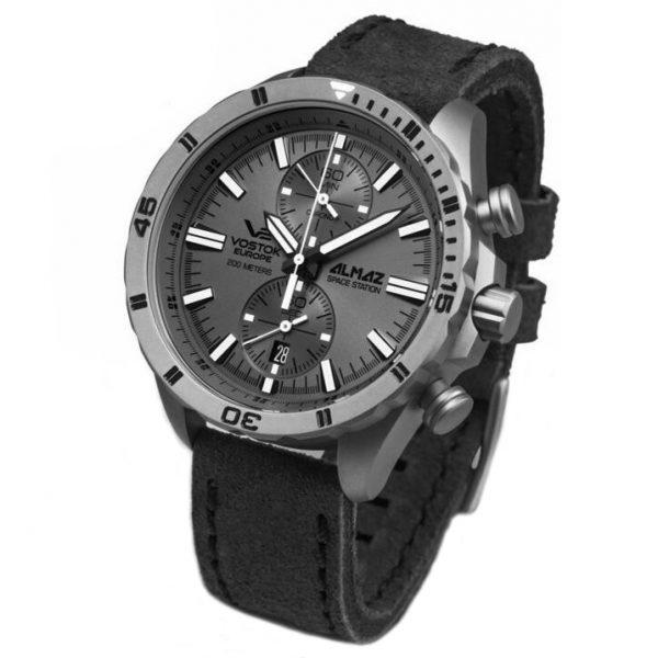 Vostok-Europe Almaz Quartz Watch 6S11/320H264