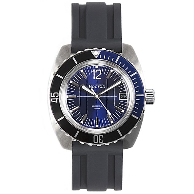 Vostok Amphibia Automatic Watch 2416B/170865