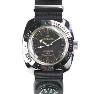Vostok Amphibia Automatic Watch 2416B/710679N