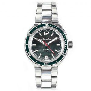 Vostok Amphibia Neptune Automatic Watch 2416B/960758