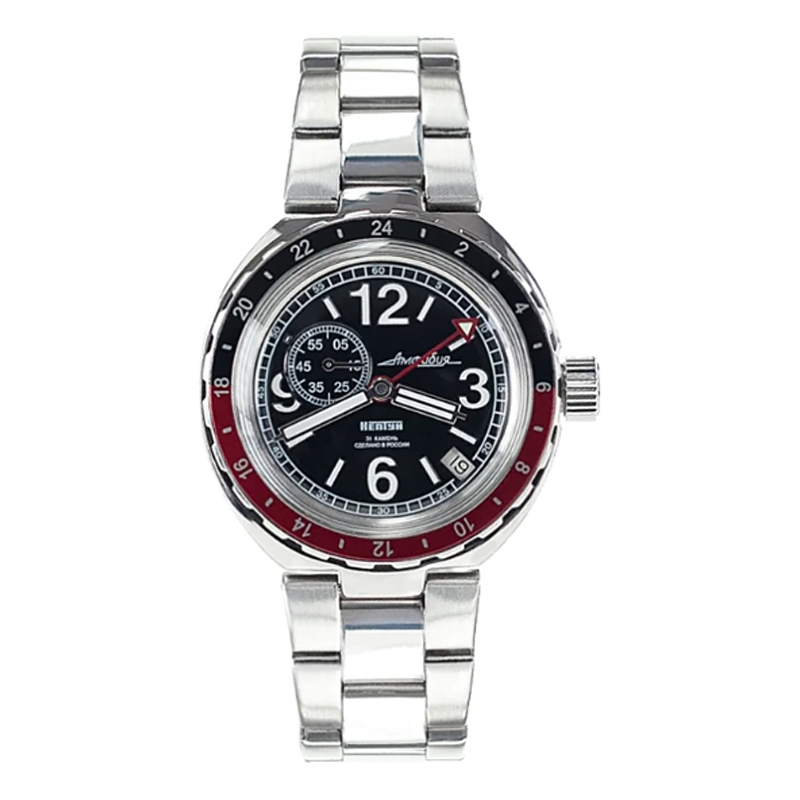 Vostok Amphibia Neptune Automatic Watch 2426.02/960762